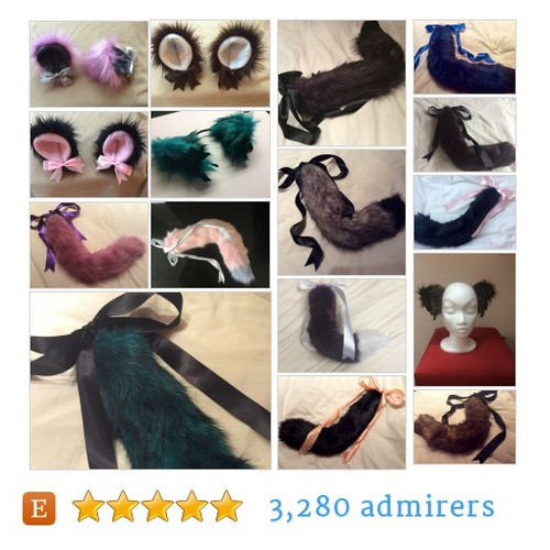 Play Tails & Ears #etsy shop #ear #playtail @n_pleasures_uk  #etsy #PromoteEtsy #PictureVideo @SharePicVideo