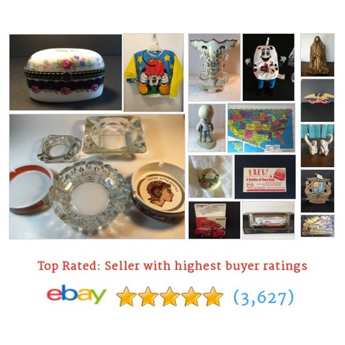 Collectibles OurVintageMemories #ebay @timelongago  #ebay #PromoteEbay #PictureVideo @SharePicVideo