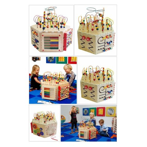 Amazon.com: Anatex# Six-Sided #Play# Cube #Activity# Center: #Toys & #Games #socialselling #PromoteStore #PictureVideo @SharePicVideo