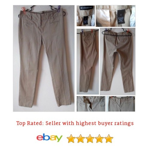 INC International Concepts Size 4 Petite #Khaki Skinny Pants 31 x 30 Brown | eBay #Pant #Chino #etsy #PromoteEbay #PictureVideo @SharePicVideo