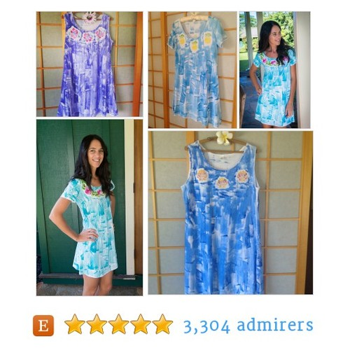 Mothers Day fashion Hand painted from Hawaii #etsyfashionhunter #etsymntt #epiconetsy @DNR_CREW @Relay_RTs @HyperRTs #etsy #PromoteEtsy #PictureVideo @SharePicVideo