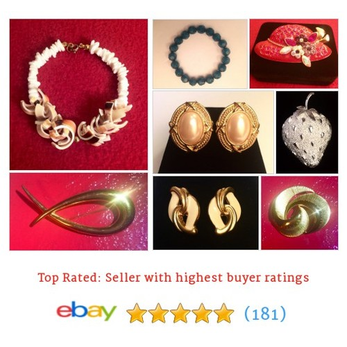 Jewelry & Watches Items in AudreyLikesThis store #ebay @taldrknlovly https://www.SharePicVideo.com/?ref=PostPicVideoToTwitter-taldrknlovly #ebay #PromoteEbay #PictureVideo @SharePicVideo