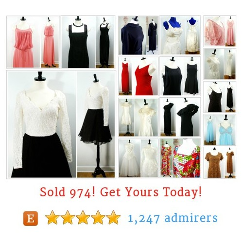 Dresses Etsy shop #etsy @bonsvintattic https://www.SharePicVideo.com/?ref=PostPicVideoToTwitter-bonsvintattic #etsy #PromoteEtsy #PictureVideo @SharePicVideo