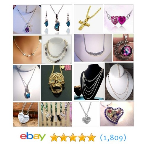 Necklaces & Pendants Great deals from Cool Jewelry And More #ebay @pgosnel  #ebay #PromoteEbay #PictureVideo @SharePicVideo