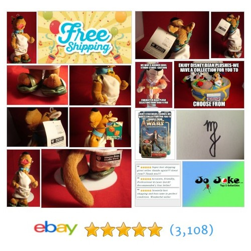 SCOODY-DOO ROMAN TOGA-BEANIE-PLUSH-NEW/TAGS-WARNER BROS STORE-WREATH-TOGA-SANDAL | eBay #WARNERBROSSTORE #etsy #PromoteEbay #PictureVideo @SharePicVideo