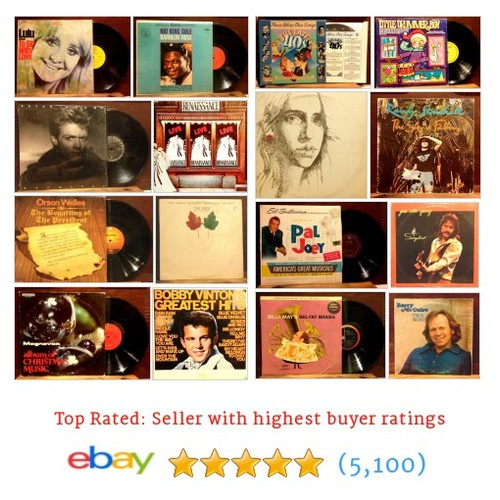 Records Items in The BearTruth Store store #ebay @rtbeartruth  #ebay #PromoteEbay #PictureVideo @SharePicVideo