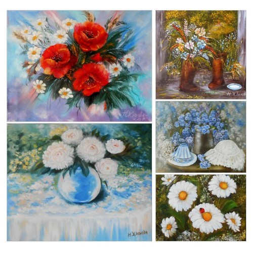 Exclusive Oil Paintings of Natalya Zhdanova by Etsy: https://www.etsy.com/shop/ArtBuyOnline #etsy #PromoteEtsy #PictureVideo @SharePicVideo