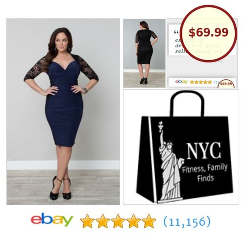 🔥Time to feel feminine and super sexy in this #PlusSize figure loving navy blue wiggle dress#MadeInUSA.🔥 #etsy #PromoteEbay #PictureVideo @SharePicVideo