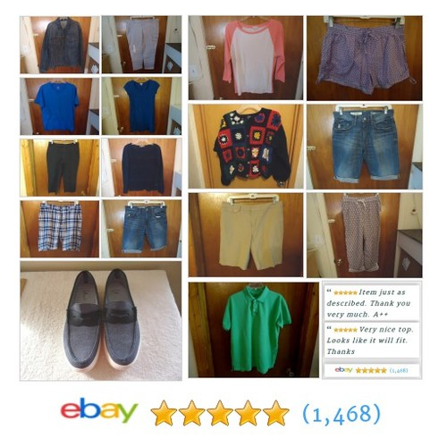 Gap Clothing in Foster Web Store ! #Clothes #WomensClothing #MensClothing #ebay #PromoteEbay #PictureVideo @SharePicVideo
