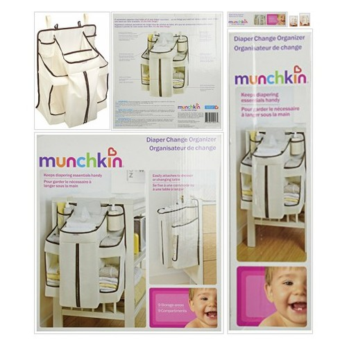#Munchkin #Diaper #Change #Organizer #socialselling #PromoteStore #PictureVideo @SharePicVideo