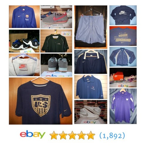 NIKE Items in kicks_and_fits store #ebay  #ebay #PromoteEbay #PictureVideo @SharePicVideo