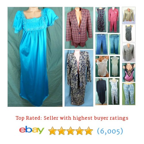 Women's Clothes Great deals from Okiebooksnmore #ebay @okiebooksnmore  #ebay #PromoteEbay #PictureVideo @SharePicVideo