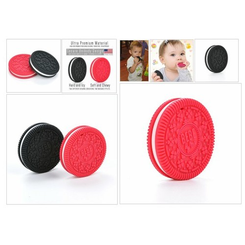 #BEBE #Silicone #Cookies #teether #Toys 1 #Hard and 1 #Soft #Gum #Massagers #Gift #Set  #socialselling #PromoteStore #PictureVideo @SharePicVideo